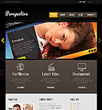 Web design Joomla  Template 42884