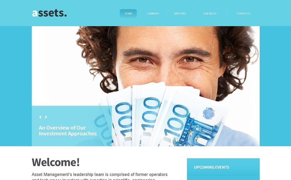 Joomla Template over Business & Diensten New Screenshots BIG