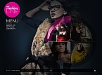 Fashion Flash CMS  Template 42910