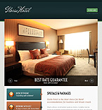 Hotels Facebook  Template 42926