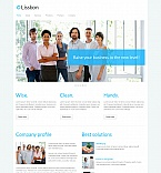 Moto CMS HTML  Template 42929