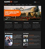 Moto CMS HTML  Template 42939
