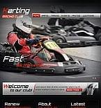 Sport Facebook HTML CMS  Template 42959