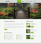 Website  Template 42981