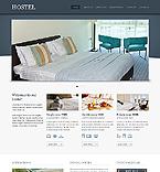 Hotels Website  Template 42987