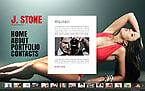 Art & Photography Website  Template 42988