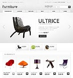 Furniture OpenCart  Template 42999
