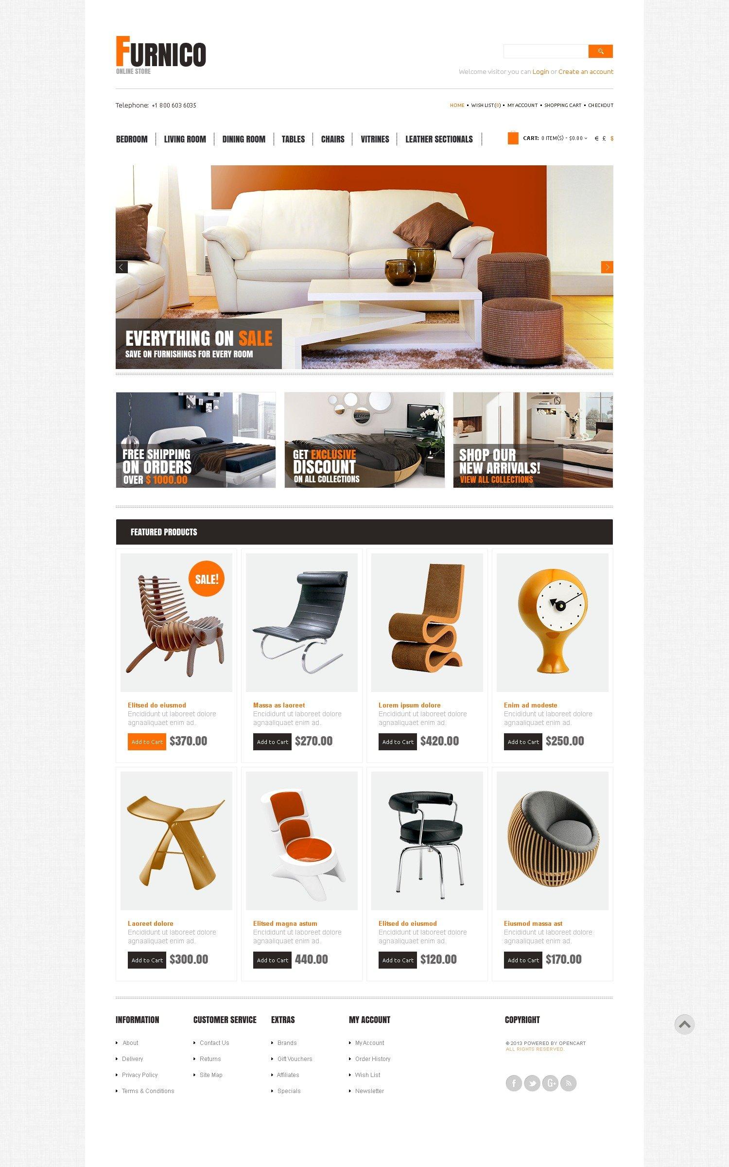 Furniture for Comfort №42997 - скриншот