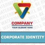 Corporate Identity Template 4337