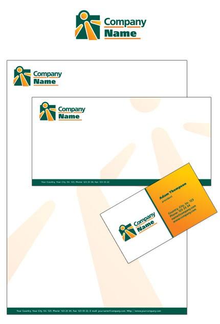 Corporate Identity 4338 Screenshot
