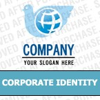 Corporate Identity Template 4376