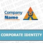 Corporate Identity Template 4379