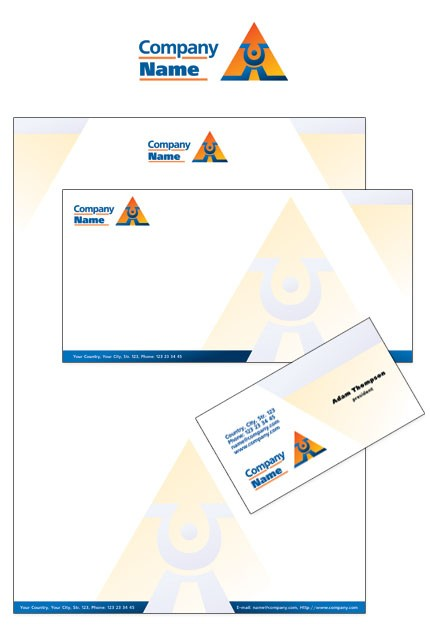Corporate Identity 4379 Screenshot