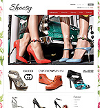 Fashion VirtueMart  Template 43004