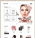 Beauty VirtueMart  Template 43007