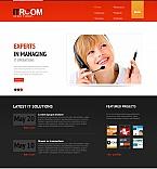 Moto CMS HTML  Template 43024