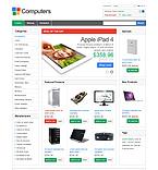 Computers PrestaShop Template 43052
