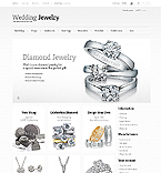 Jewelry PrestaShop Template 43055