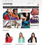 Fashion PrestaShop Template 43056