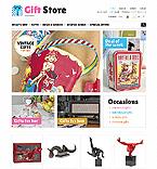 Gifts PrestaShop Template 43096