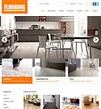 Furniture ZenCart  Template 43110