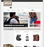 Travel OpenCart  Template 43117