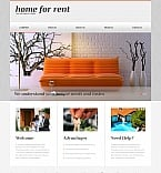 Real Estate Moto CMS HTML  Template 43121