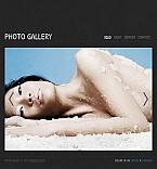 Art & Photography Facebook HTML CMS  Template 43144