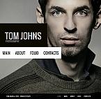 Art & Photography Facebook HTML CMS  Template 43158