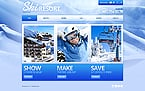 Sport Website  Template 43174