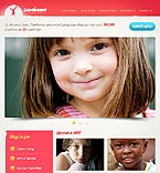 Charity Drupal  Template 43189