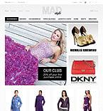 Fashion PrestaShop Template 43192