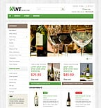 Food & Drink PrestaShop Template 43193