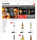 Food & Drink PrestaShop Template 43195