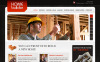 Plantilla Moto CMS HTML #43126 para Sitio de Empresa de construcción New Screenshots BIG