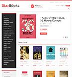 Books VirtueMart  Template 43206
