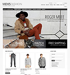Fashion VirtueMart  Template 43208