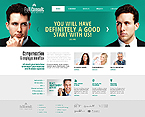 Website  Template 43214
