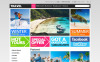 OpenCart-mall för  resebutik New Screenshots BIG