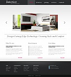Furniture Moto CMS HTML  Template 43241