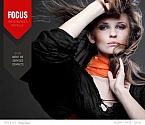 Art & Photography Facebook HTML CMS  Template 43261