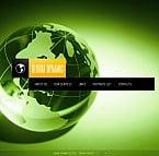 Facebook HTML CMS  Template 43268