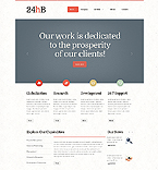 Website  Template 43283