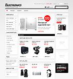 Electronics PrestaShop Template 43288