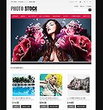 Art & Photography PrestaShop Template 43290