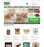 Furniture PrestaShop Template 43295