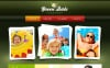 Premium Moto CMS HTML Template over Zomerkamp  New Screenshots BIG