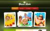 Szablon Moto CMS HTML #43236 na temat: obóz letni New Screenshots BIG