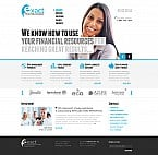 Flash CMS  Template 43356