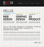 Web design Drupal  Template 43369